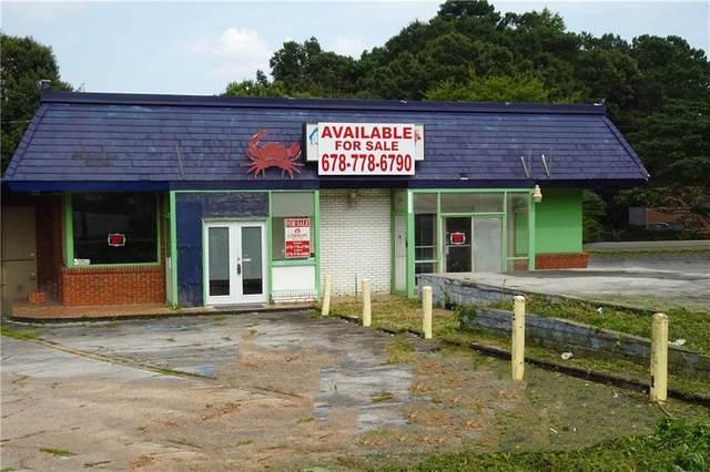 4496 Jonesboro Road, Forest Park, GA 30297 (MLS #6916857) :: North Atlanta Home Team