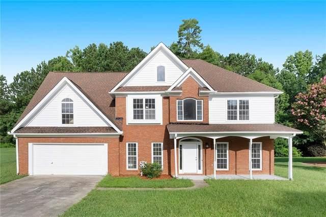 9717 Carolina Drive, Jonesboro, GA 30238 (MLS #6916895) :: North Atlanta Home Team
