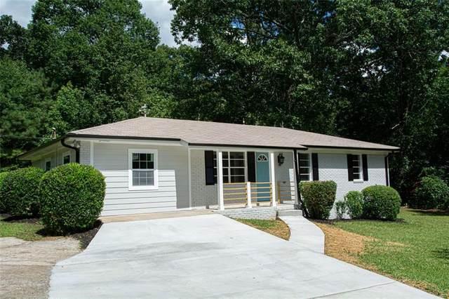 2420 Christian Circle, Covington, GA 30016 (MLS #6916904) :: North Atlanta Home Team