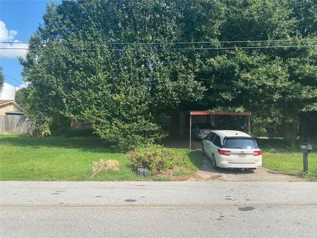 112 Woodhaven Drive, Stockbridge, GA 30281 (MLS #6916908) :: Dillard and Company Realty Group