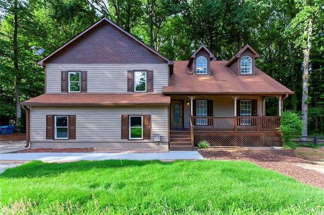 1721 Shady Creek Lane, Lawrenceville, GA 30043 (MLS #6916926) :: North Atlanta Home Team