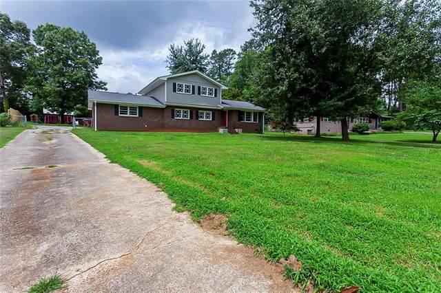493 Briggs Circle SW, Lilburn, GA 30047 (MLS #6916929) :: North Atlanta Home Team