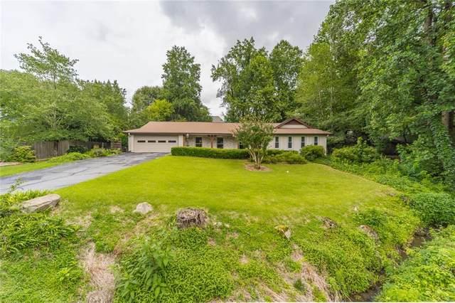 786 Fairfield Drive, Marietta, GA 30068 (MLS #6916966) :: Kennesaw Life Real Estate