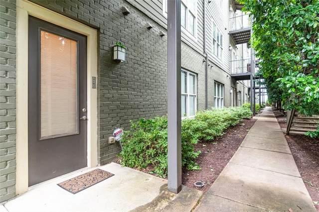1195 Milton Terrace SE #4102, Atlanta, GA 30315 (MLS #6916996) :: Path & Post Real Estate
