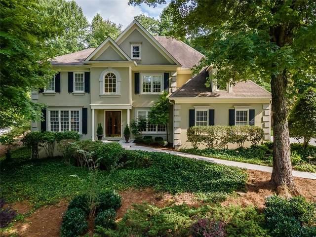 1370 Pembridge Trace NW, Kennesaw, GA 30152 (MLS #6917001) :: Path & Post Real Estate