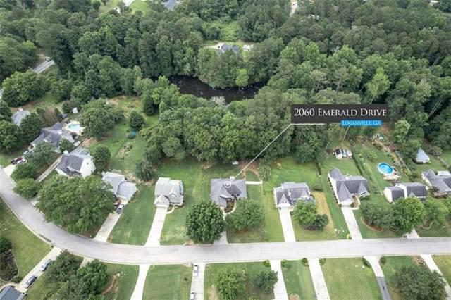 2060 Emerald Drive, Loganville, GA 30052 (MLS #6917084) :: Charlie Ballard Real Estate