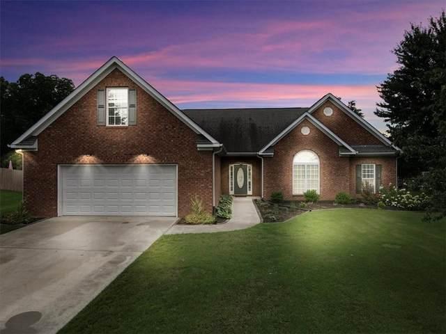 1001 Clover Leaf Drive, Mcdonough, GA 30252 (MLS #6917089) :: North Atlanta Home Team