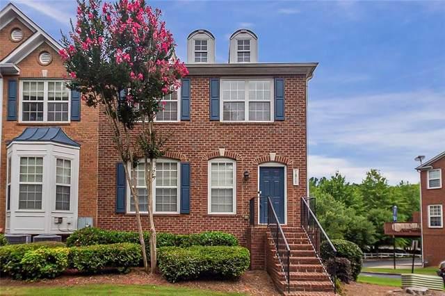 1811 Dunrobin Drive SE #33, Smyrna, GA 30082 (MLS #6917099) :: North Atlanta Home Team