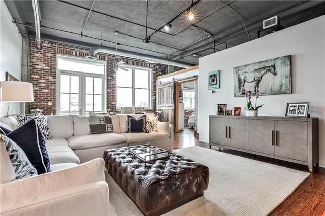 3180 Mathieson Drive NE #808, Atlanta, GA 30305 (MLS #6917112) :: Kennesaw Life Real Estate