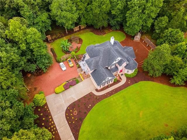 438 Antrim Glen Road, Hoschton, GA 30548 (MLS #6917127) :: North Atlanta Home Team