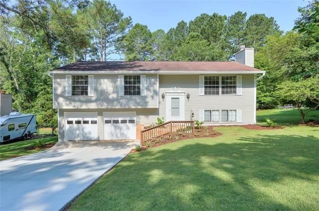 205 Roswell Farms Drive, Roswell, GA 30075 (MLS #6917139) :: North Atlanta Home Team