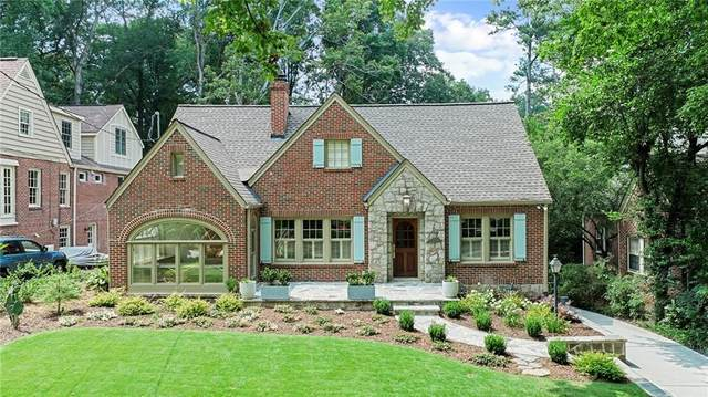 1740 Inverness Avenue NE, Atlanta, GA 30306 (MLS #6917143) :: Charlie Ballard Real Estate