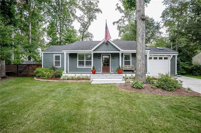 3045 Knox Avenue, Chamblee, GA 30341 (MLS #6917159) :: Charlie Ballard Real Estate