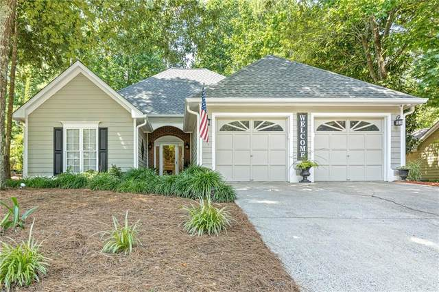 1206 Fern Hollow Drive, Woodstock, GA 30189 (MLS #6917162) :: Path & Post Real Estate