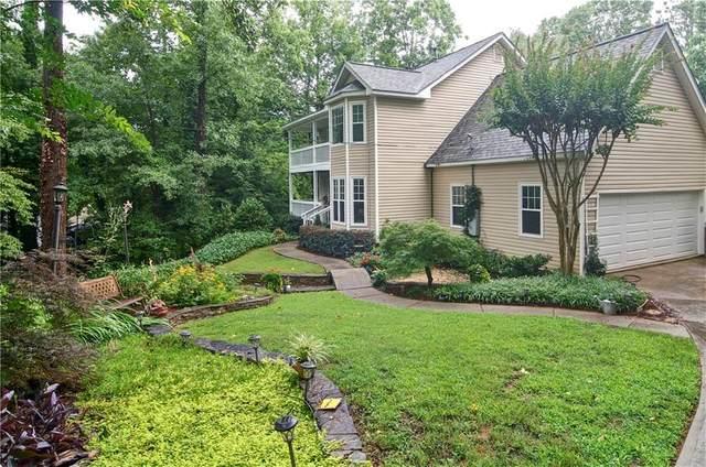 3100 Lakeridge Drive, Cumming, GA 30041 (MLS #6917174) :: North Atlanta Home Team