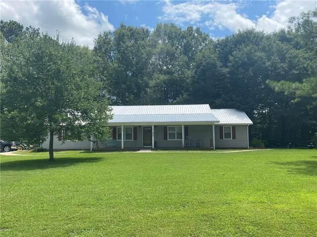 290 Timber Ridge Trail, Carrollton, GA 30117 (MLS #6917219) :: The Gurley Team