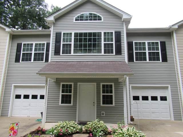 182 Pointe Circle Bl7-7B, Dahlonega, GA 30533 (MLS #6917221) :: Path & Post Real Estate