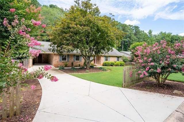 195 Evelyn Street NW, Marietta, GA 30064 (MLS #6917237) :: North Atlanta Home Team