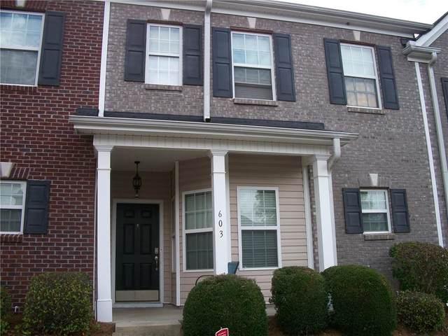 2555 Flat Shoals Road #603, Atlanta, GA 30349 (MLS #6917255) :: North Atlanta Home Team