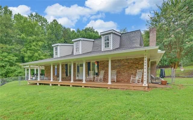 6025 Fair Haven Hill Road, Gainesville, GA 30506 (MLS #6917270) :: Path & Post Real Estate