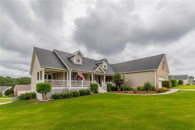 312 Kendall Creek Drive, Jefferson, GA 30549 (MLS #6917272) :: The Gurley Team