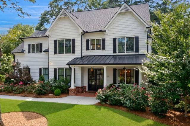 750 Darlington Circle, Atlanta, GA 30305 (MLS #6917274) :: Compass Georgia LLC