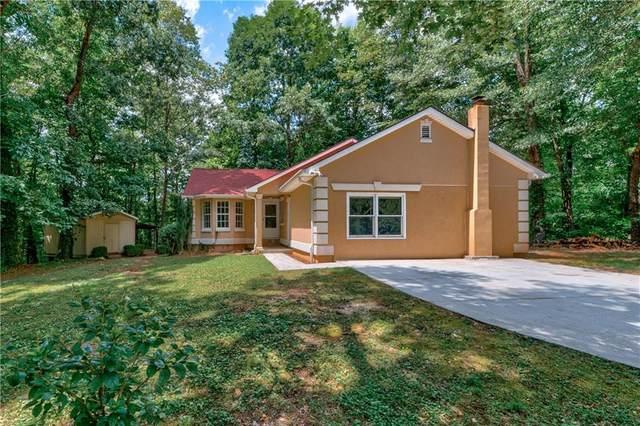 132 Timber Ridge Lane, Alto, GA 30510 (MLS #6917276) :: Path & Post Real Estate