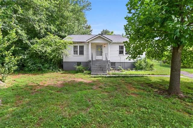 671 Oakhurst Drive, Marietta, GA 30066 (MLS #6917278) :: North Atlanta Home Team
