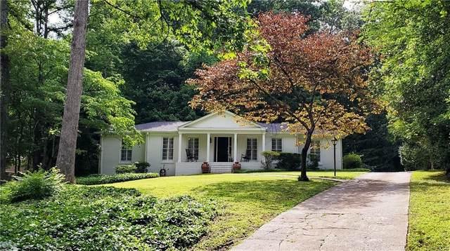 2914 Mabry Lane NE, Brookhaven, GA 30319 (MLS #6917286) :: North Atlanta Home Team