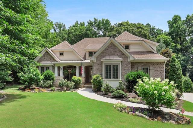 496 N Peachtree Street, Norcross, GA 30071 (MLS #6917330) :: North Atlanta Home Team
