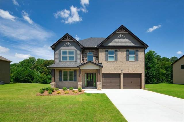 2755 Ridge Manor Drive, Dacula, GA 30019 (MLS #6917337) :: Charlie Ballard Real Estate
