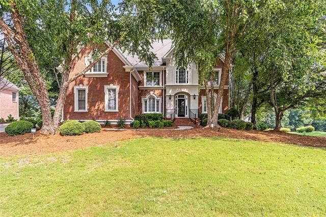 14660 Creek Club Drive, Milton, GA 30004 (MLS #6917348) :: North Atlanta Home Team