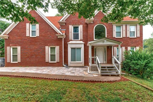 135 Russell Road, Lawrenceville, GA 30043 (MLS #6917350) :: Path & Post Real Estate