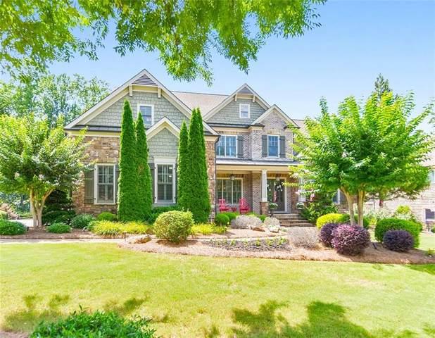 4041 Idlewilde Meadows Drive NE, Marietta, GA 30066 (MLS #6917361) :: North Atlanta Home Team