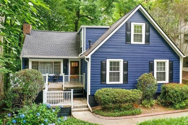 1274 Roxboro Drive, Brookhaven, GA 30324 (MLS #6917369) :: Charlie Ballard Real Estate