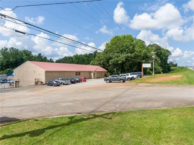 3155A Atlanta Highway, Athens, GA 30606 (MLS #6917399) :: North Atlanta Home Team