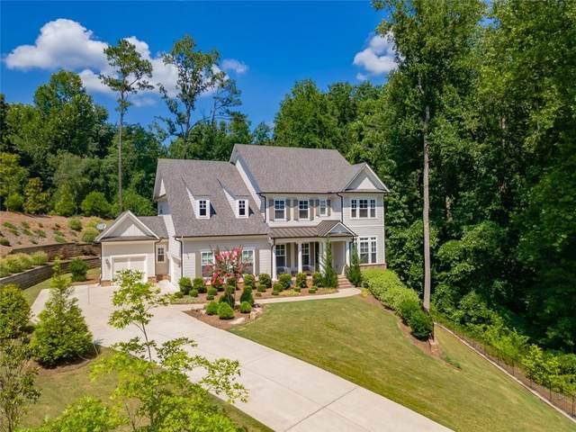 150 Milestone Trail, Milton, GA 30004 (MLS #6917405) :: Charlie Ballard Real Estate