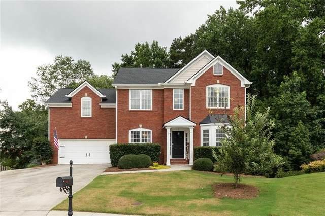 1367 Oak Bend Way, Lawrenceville, GA 30045 (MLS #6917413) :: AlpharettaZen Expert Home Advisors