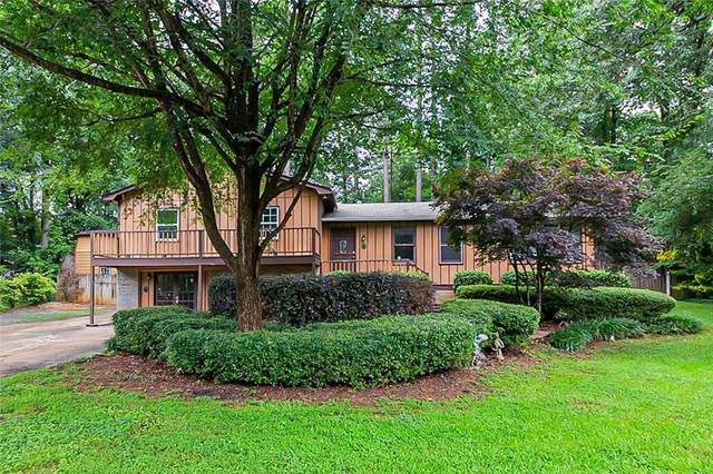 2045 Cherokee Trail, Woodstock, GA 30189 (MLS #6917419) :: North Atlanta Home Team