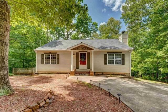 385 Zenith Trail, Ellijay, GA 30540 (MLS #6917427) :: Charlie Ballard Real Estate