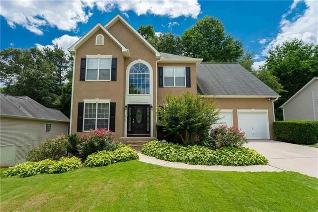 1012 Crooked Creek Court SE, Mableton, GA 30126 (MLS #6917450) :: North Atlanta Home Team
