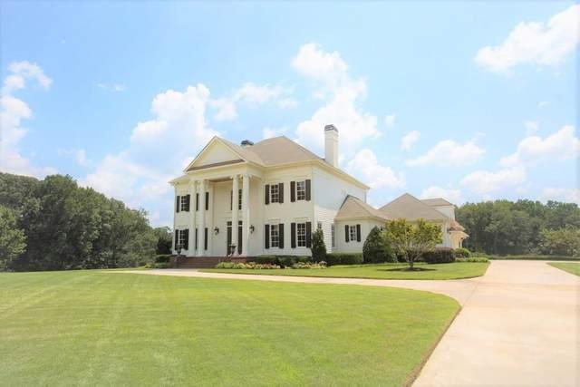 833 Hines Road, Moreland, GA 30259 (MLS #6917478) :: North Atlanta Home Team