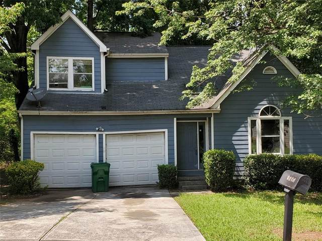 1690 Laurel Creek Circle, Lithonia, GA 30058 (MLS #6917500) :: North Atlanta Home Team