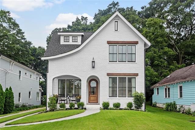 732 Sycamore Drive, Decatur, GA 30030 (MLS #6917543) :: North Atlanta Home Team