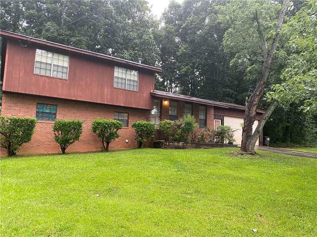 2117 Freestone Court, Jonesboro, GA 30236 (MLS #6917545) :: AlpharettaZen Expert Home Advisors
