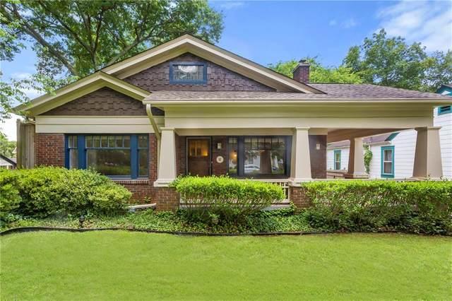 121 E Hill Street, Decatur, GA 30030 (MLS #6917552) :: North Atlanta Home Team