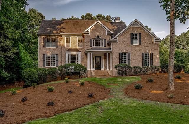 5020 Hamptons Club Drive, Alpharetta, GA 30004 (MLS #6917556) :: Path & Post Real Estate