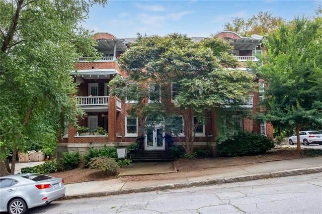 685 Argonne Avenue NE #4, Atlanta, GA 30308 (MLS #6917564) :: RE/MAX Paramount Properties
