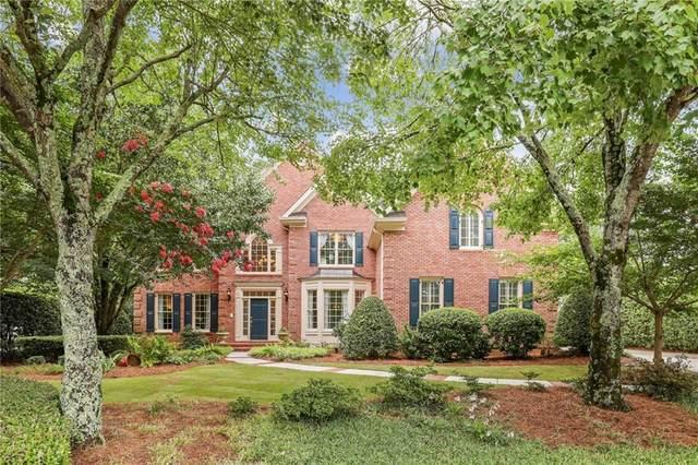 4880 Riverlake Drive, Peachtree Corners, GA 30097 (MLS #6917565) :: Scott Fine Homes at Keller Williams First Atlanta