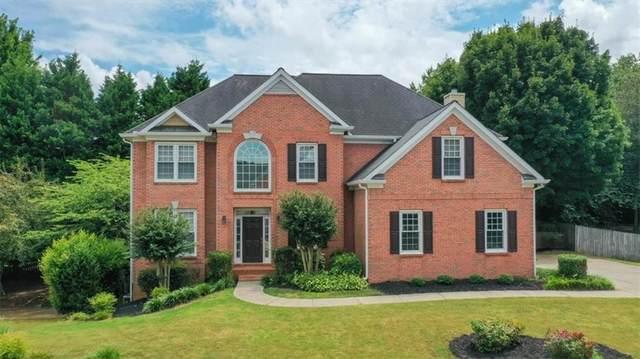 6835 Weatherstone Way, Alpharetta, GA 30009 (MLS #6917570) :: North Atlanta Home Team